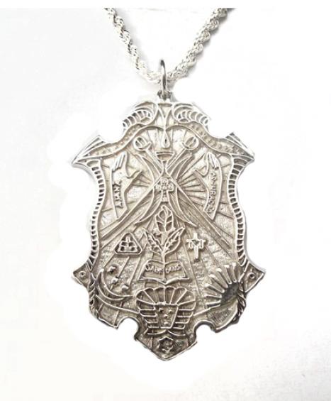 Talismã Katimoshi – Prata